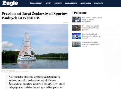 White Eagle - Targi Boatshow - Super Express