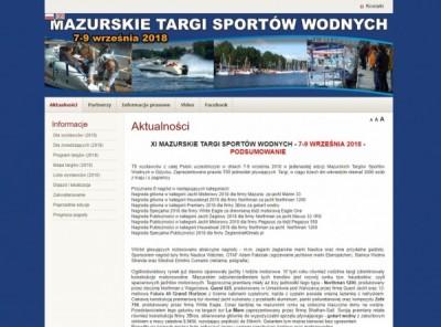 White Eagle - Mazurskie Targi Sportów Wodnych