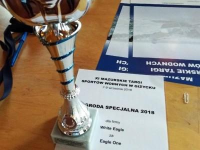 Łodzie White Eagle na Mazurskich Targach Sportów Wodnych - galeria zdjęć