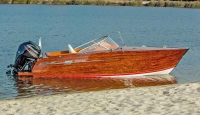 Budowanie łodzi - White Eagle