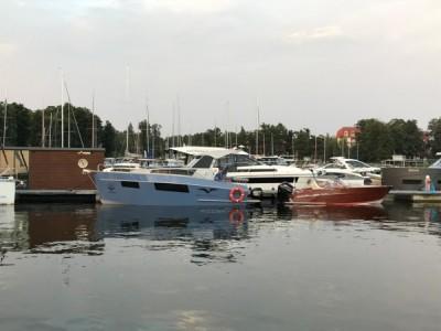 2018 - Łodzie White Eagle na Mazurskich Targach Sportów Wodnych