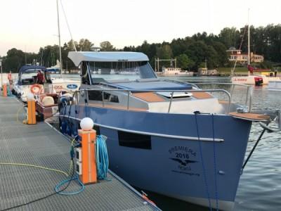 Łodzie White Eagle na Mazurskich Targach Sportów Wodnych - galeria