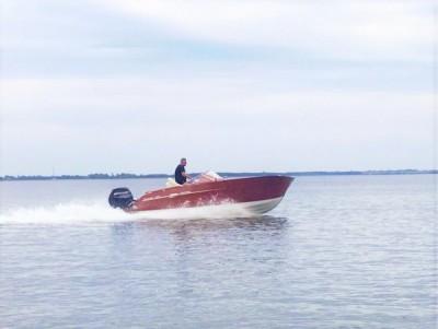 Jachty motorowe na zamówienie - wodowanie - White Eagle