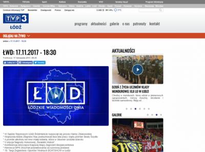 White Eagle - Targi Boatshow - TVP Łódź