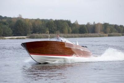 Jachty, motorówki, szkutnictwo - White Eagle
