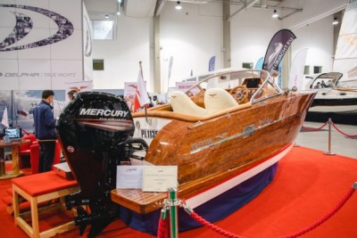 Luksusowe jachty - Targi Boatshow - White Eagle