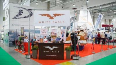 Jachty luksusowe - Targi Boatshow - White Eagle