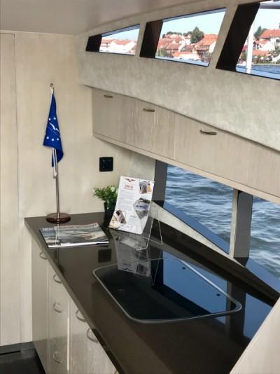 Łodzie White Eagle na Mazurskich Targach Sportów Wodnych 2018