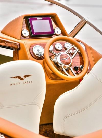 Pakiet zdjęć luksusowych jachtów motorowych - White Eagle